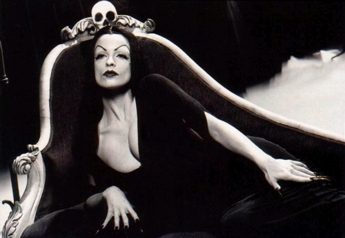 Vampire naked evil women