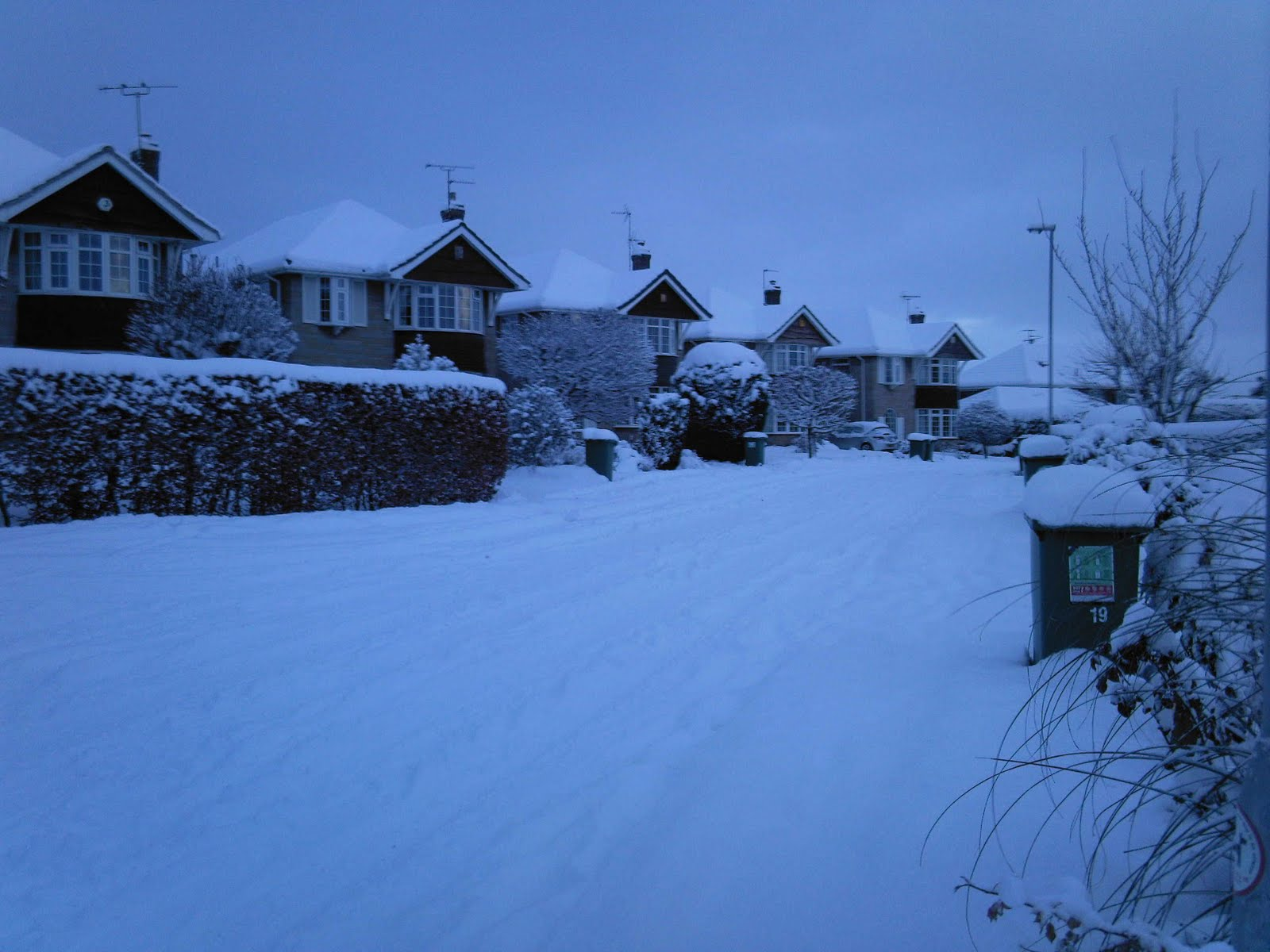 justins blog really bad snow in wetherby