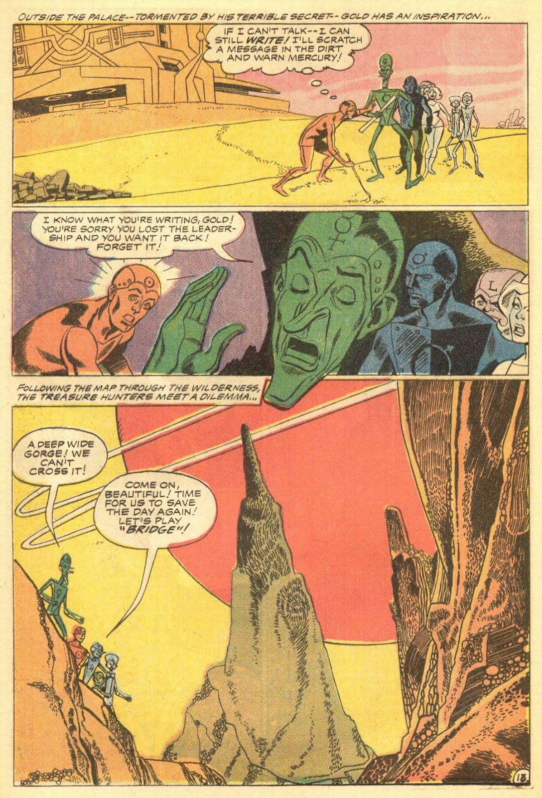 Metal Men (1963) issue 30 - Page 16