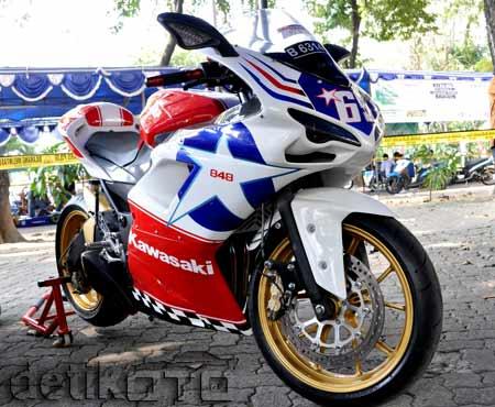 Cars New Kawasaki Ninja 250 Cc Modify Photos