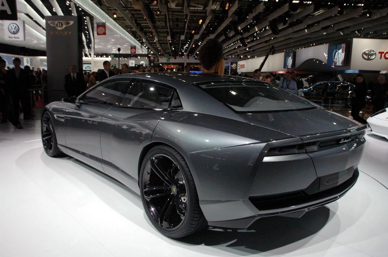 2012 Lamborghini Estoque Concept Review Photos And Price