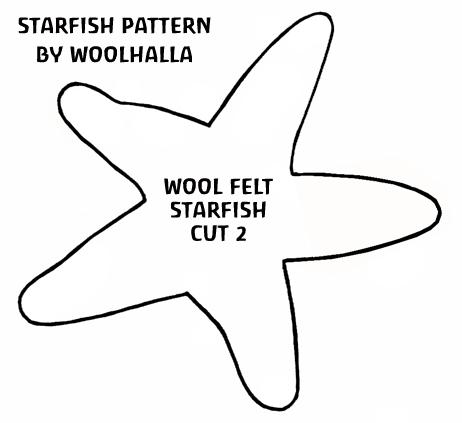 Natural Kids: How To: Make a Felt Starfish