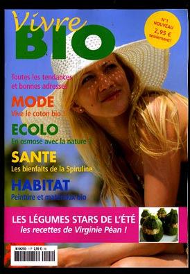 absolutely green vivre bio magazine n 1. Black Bedroom Furniture Sets. Home Design Ideas