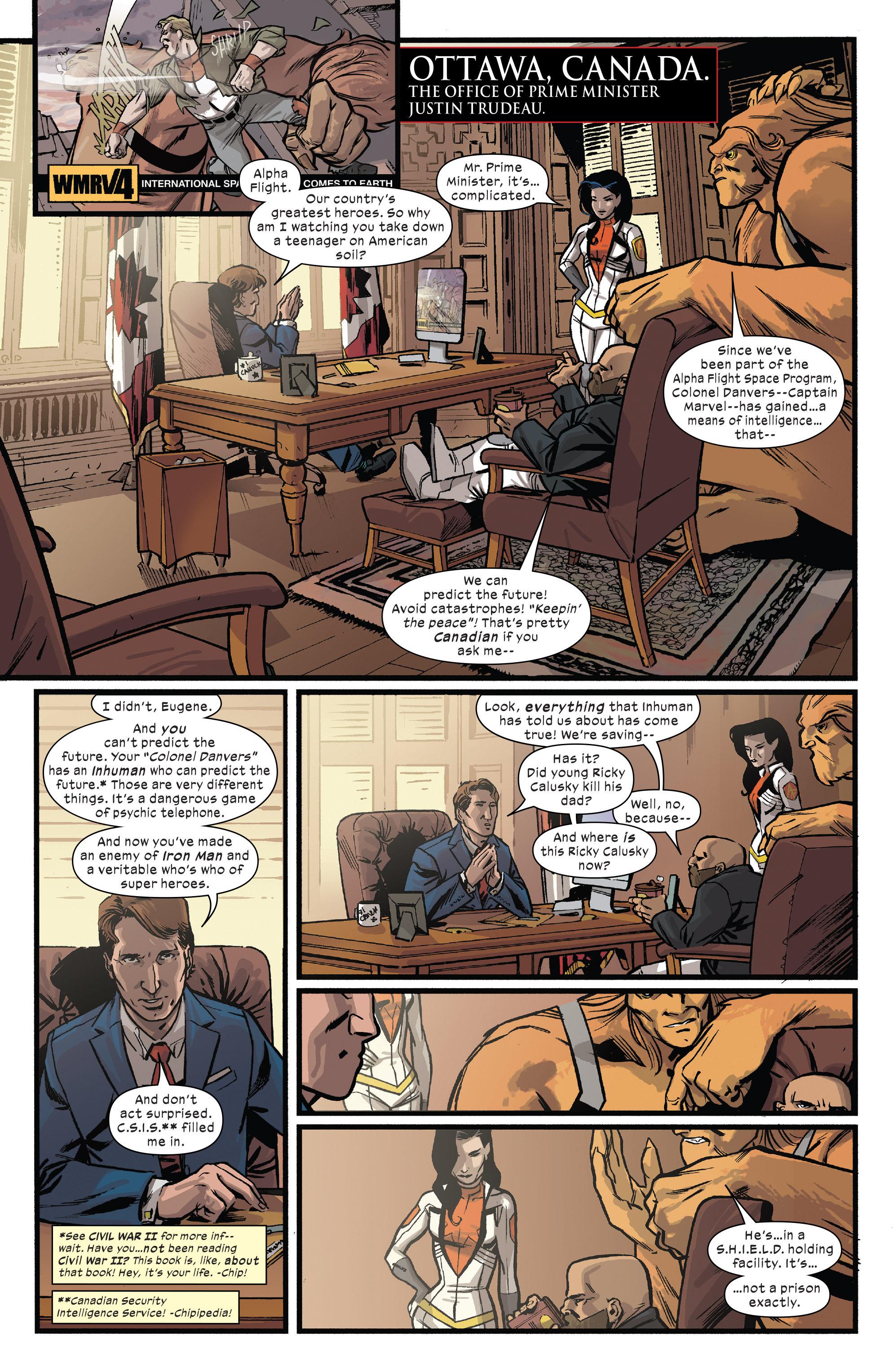 Read online Civil War II: Choosing Sides comic -  Issue #5 - 4