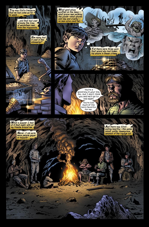 Read online Treasure Island comic -  Issue #6 - 16