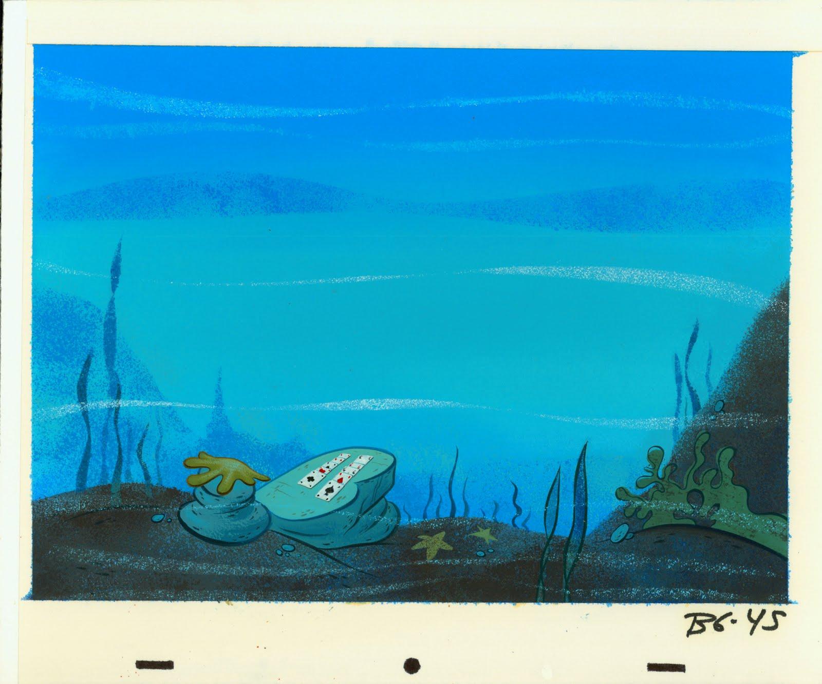 Cartoon Undersea Background | www.imgkid.com - The Image ...