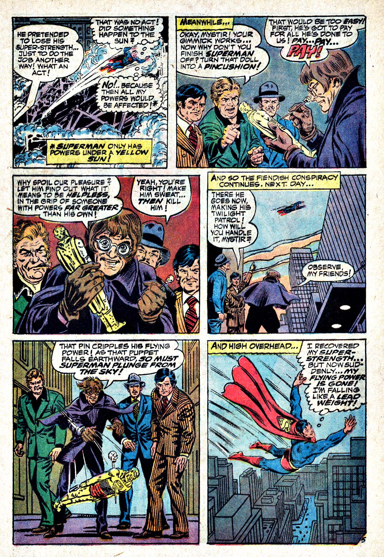 Read online Action Comics (1938) comic -  Issue #413 - 8