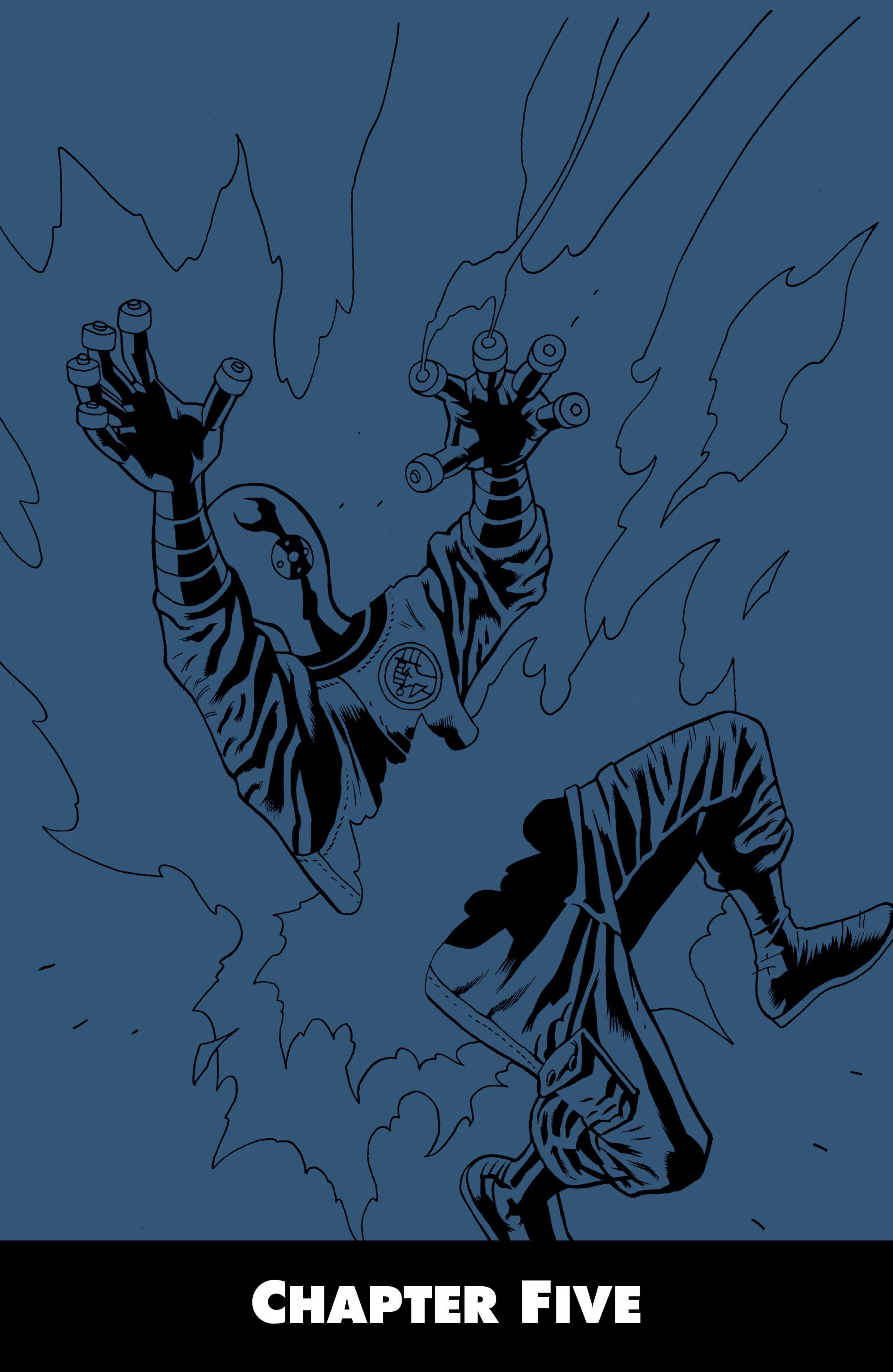 Read online B.P.R.D. (2003) comic -  Issue # TPB 11 - 105