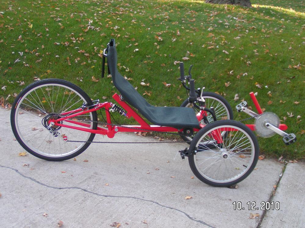 Diy Recumbent Trike Plans Related Keywords & Suggestions - Diy