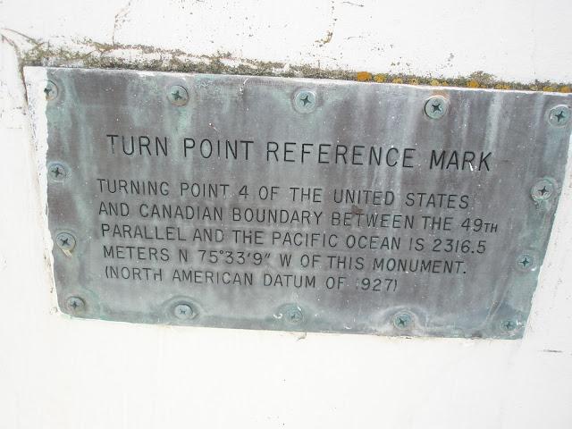 Turn Point at Stuart Island