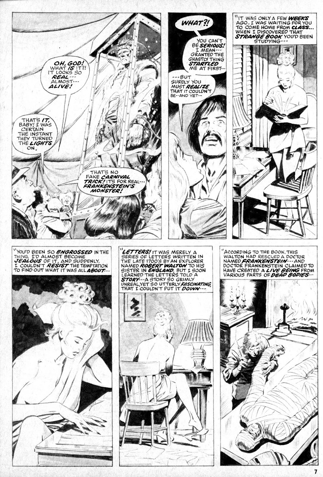 Monsters Unleashed (1973) issue 2 - Page 8