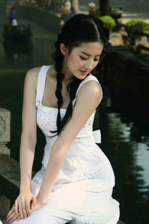 Much Liu yi fei sex movied