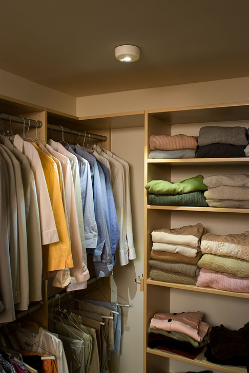 Best Light Bulb Closet
