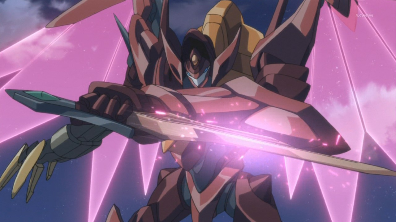 10 animes with giant robots-Mecha animes