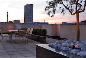 New Casa Minimalista Terraza Rooftop