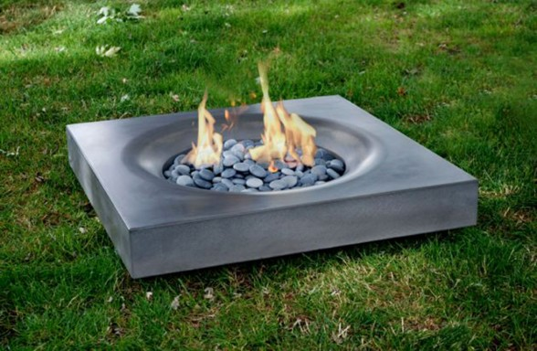 Casas minimalistas y modernas fogones exteriores - Fogones a gas ...