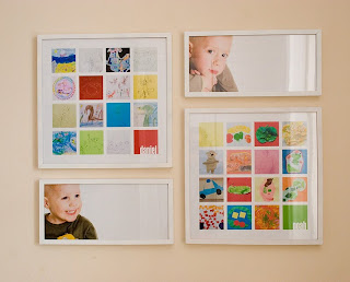 What To Do With All Your Kids Artwork Design Lines Ltd