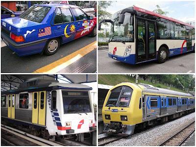 Pengangkutan Awam Malaysia