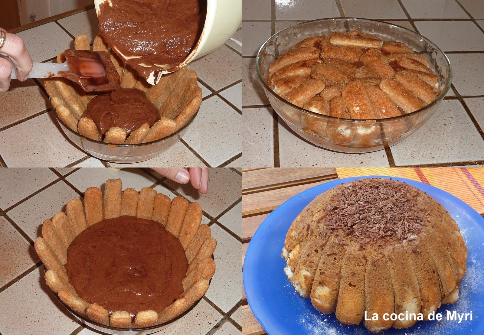 La cocina de myri charlotte charlota o carlota de for Utilisima cocina
