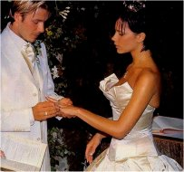 david victoria beckham wedding cake takes time 13357