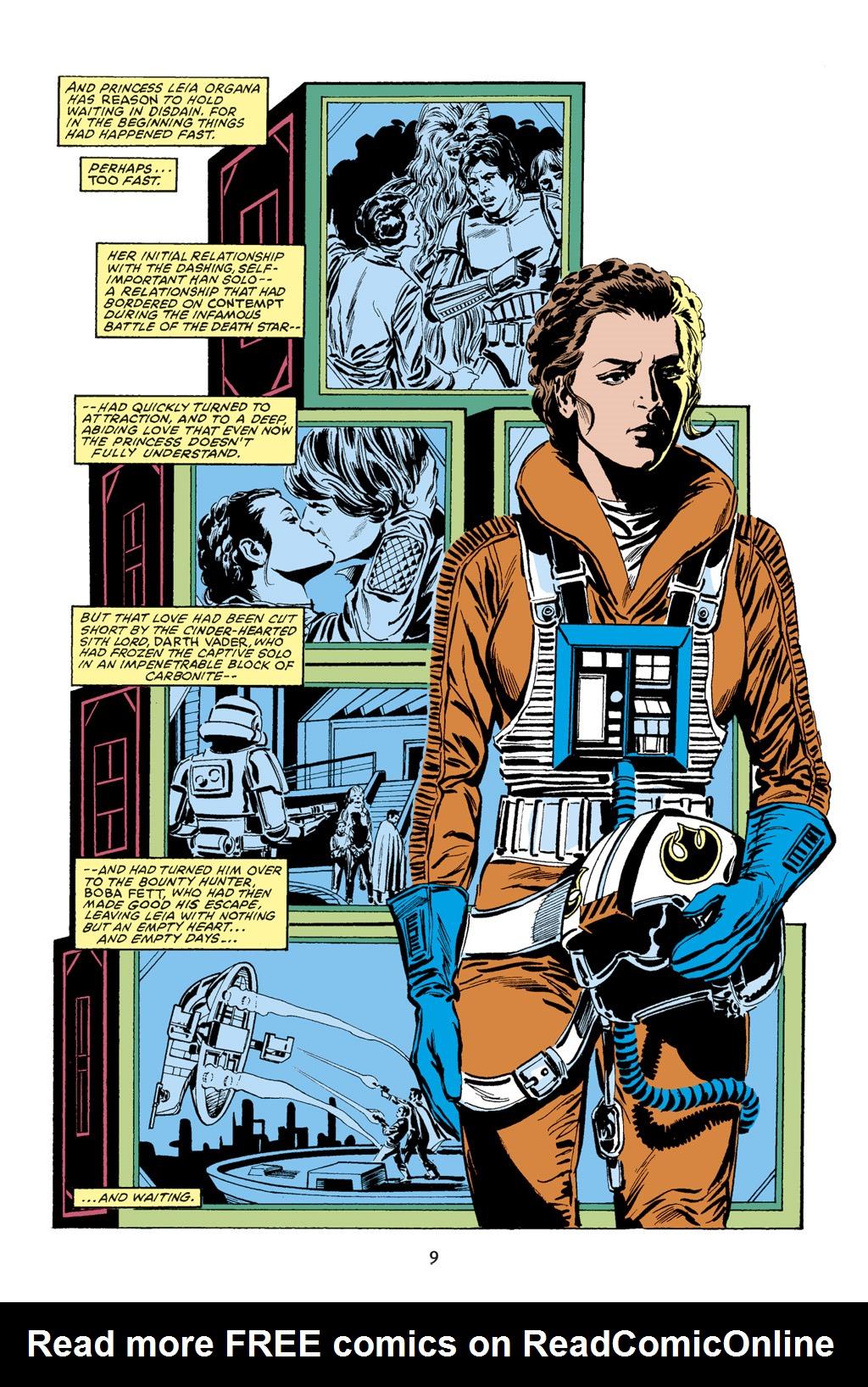 Read online Star Wars Omnibus comic -  Issue # Vol. 18 - 9