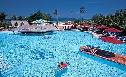 Unique Travel's Blog: All-Inclusive Resorts in Negril, Jamaica