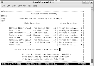 My notes : Configuring Minicom on Ubuntu to connect to Cisco