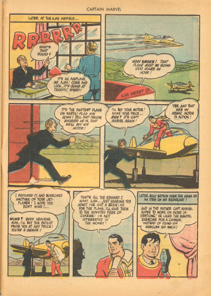 Captain Marvel Adventures issue 62 - Page 49