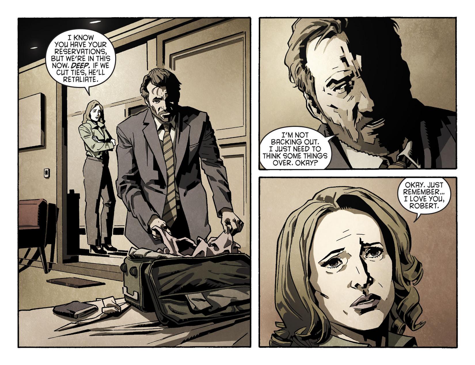Read online Arrow [II] comic -  Issue #5 - 17