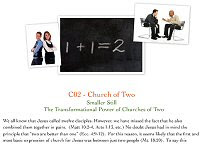 The Church of Two Flyer