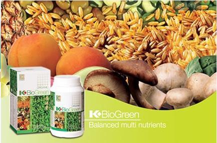 Organic K BioGreen K-Link