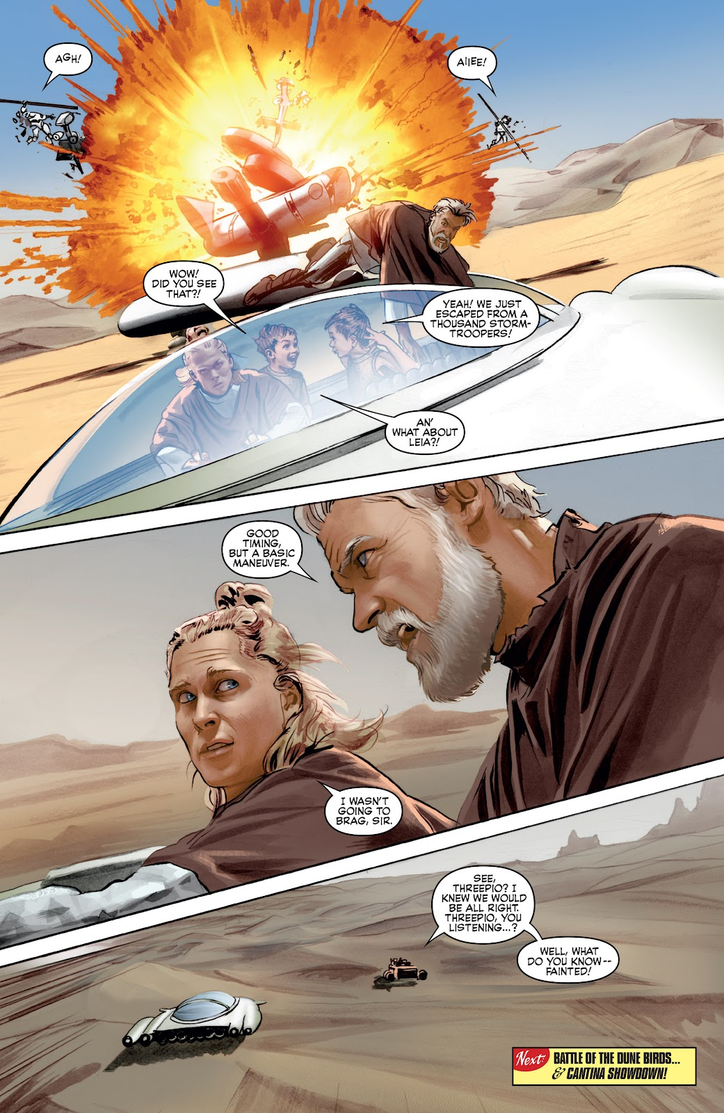 Read online Star Wars Legends: Infinities - Epic Collection comic -  Issue # TPB (Part 4) - 68
