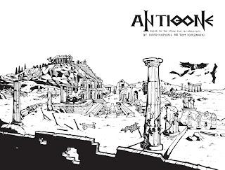 Antigone Vs. Creon