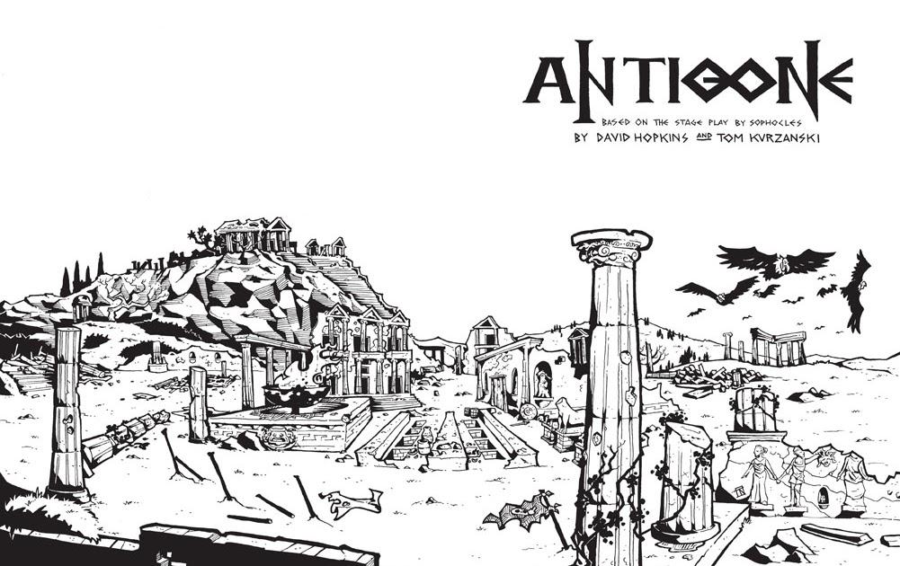Antigone Vs. Creon: Adaptations