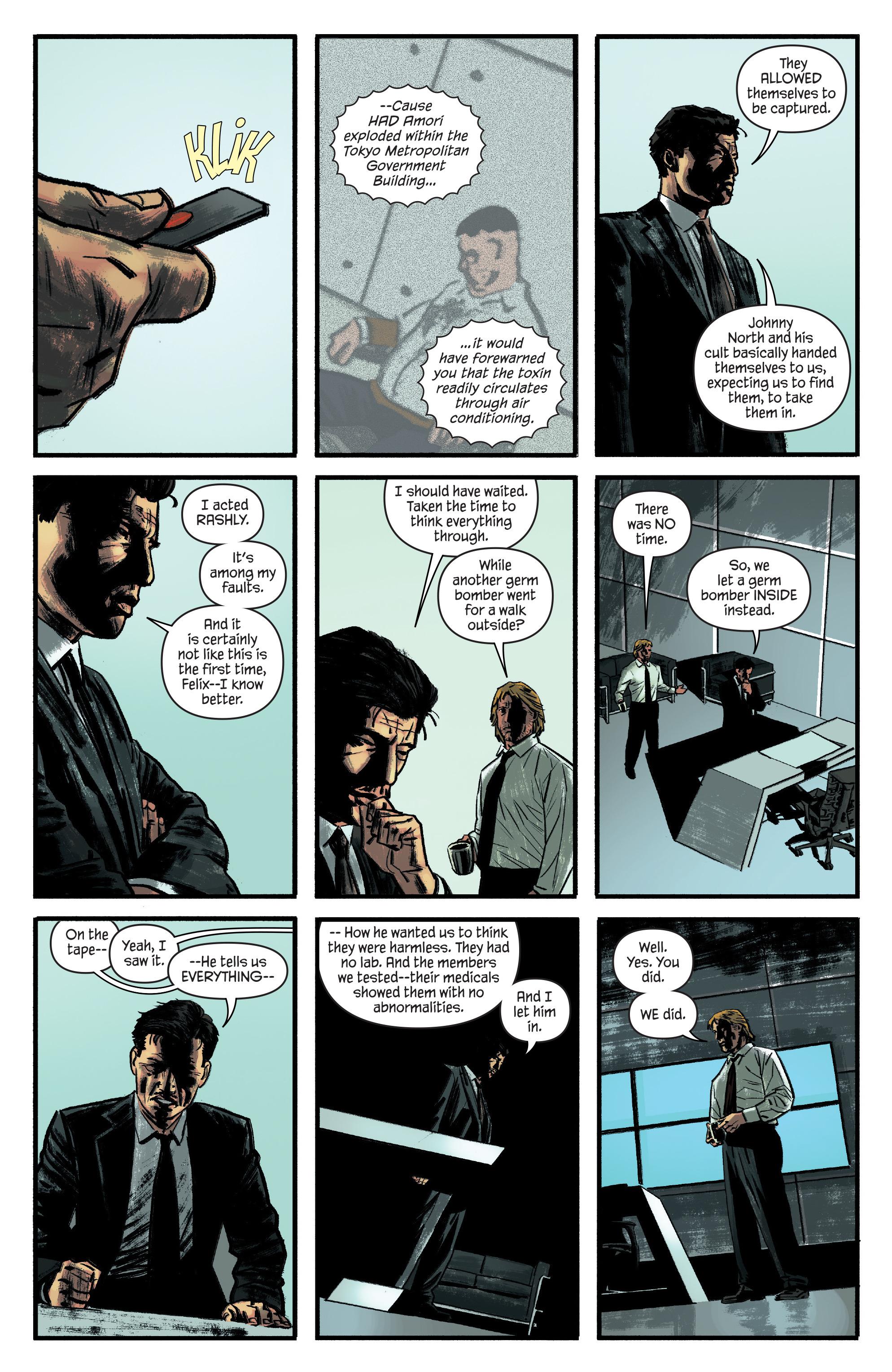 Read online James Bond: Felix Leiter comic -  Issue #4 - 9