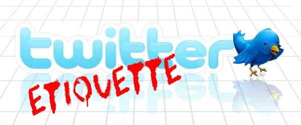 Etiqueta en Twitter