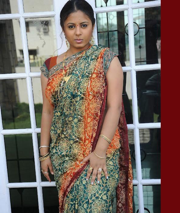 sunakshi in saree hot images
