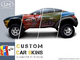 Custom Car Design Car Design