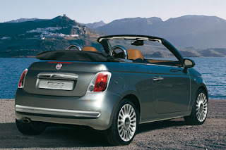 todo coches nuevo fiat 500 cabrio. Black Bedroom Furniture Sets. Home Design Ideas