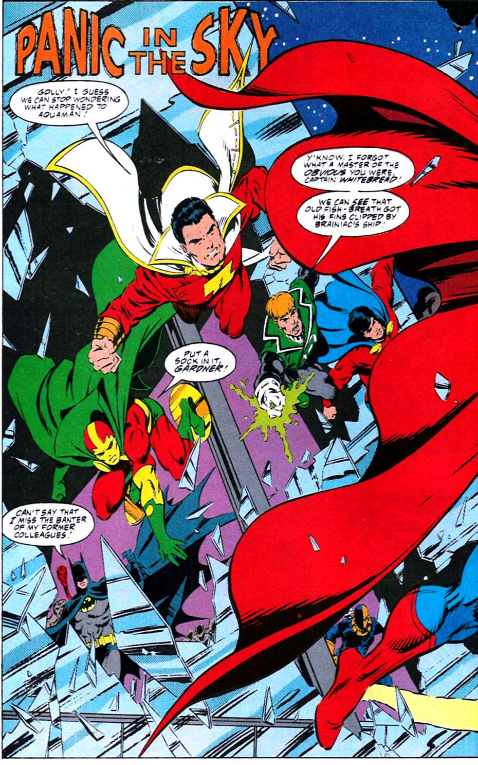 Read online Adventures of Superman (1987) comic -  Issue #488 - 3