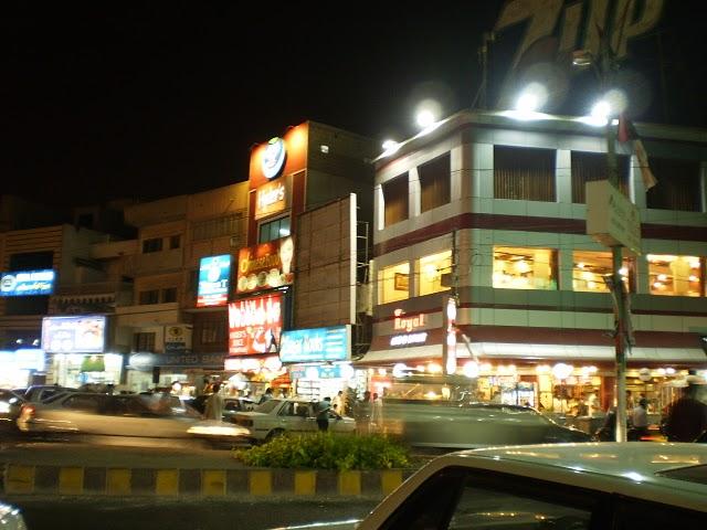 Top 14 Residential Areas of Karachi ~ KARACHI