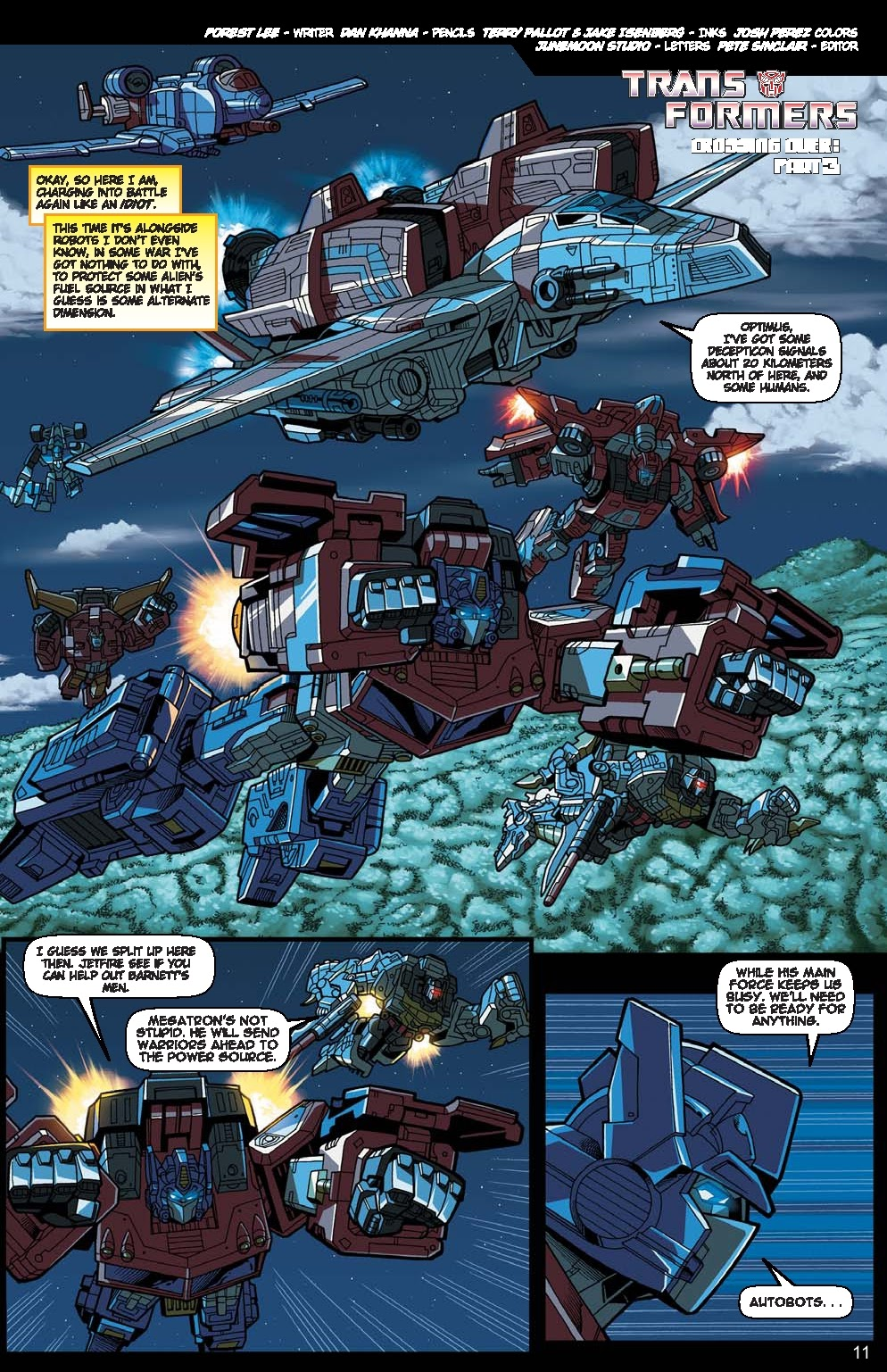Read online Transformers: Collectors' Club comic -  Issue #15 - 11
