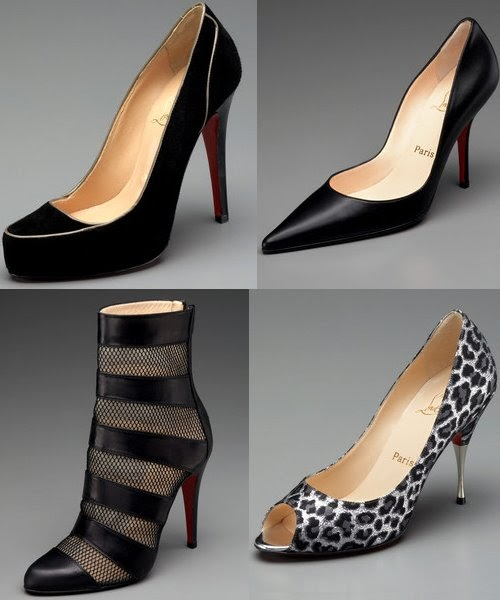 a7319d3b641 Bougie Ballin' on a Budget: Christian Louboutin on Gilt 4/8 at 12pm ...