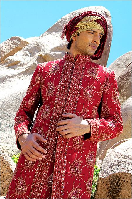 Trang phục truyền thống Ấn Độ nam