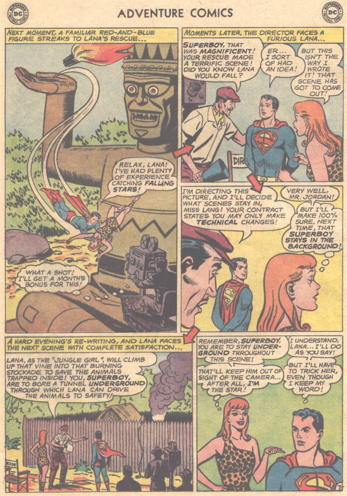 Read online Adventure Comics (1938) comic -  Issue #312 - 28