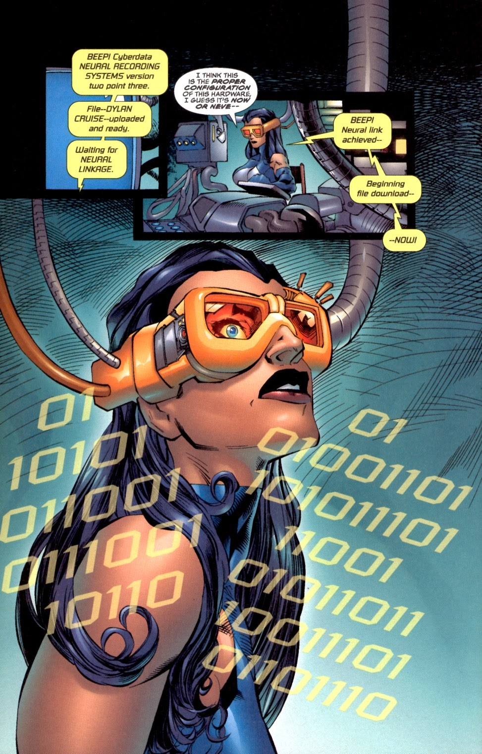 Read online Cyberforce (1993) comic -  Issue # Annual 2 - 26