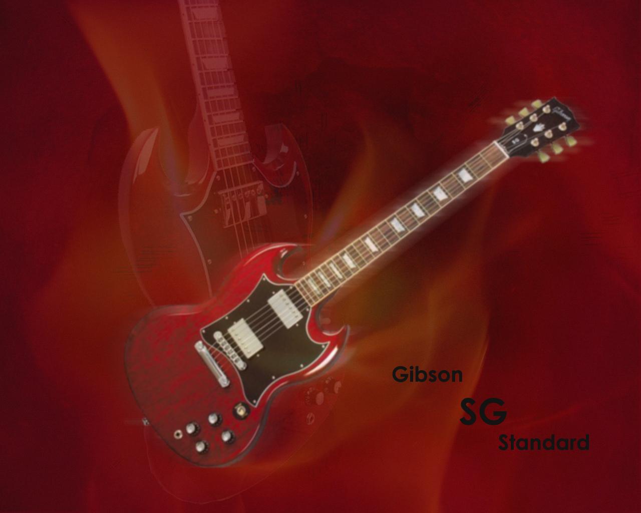 Epiphone Wallpapers: Wallpaper Gibson Les Paul Guitar