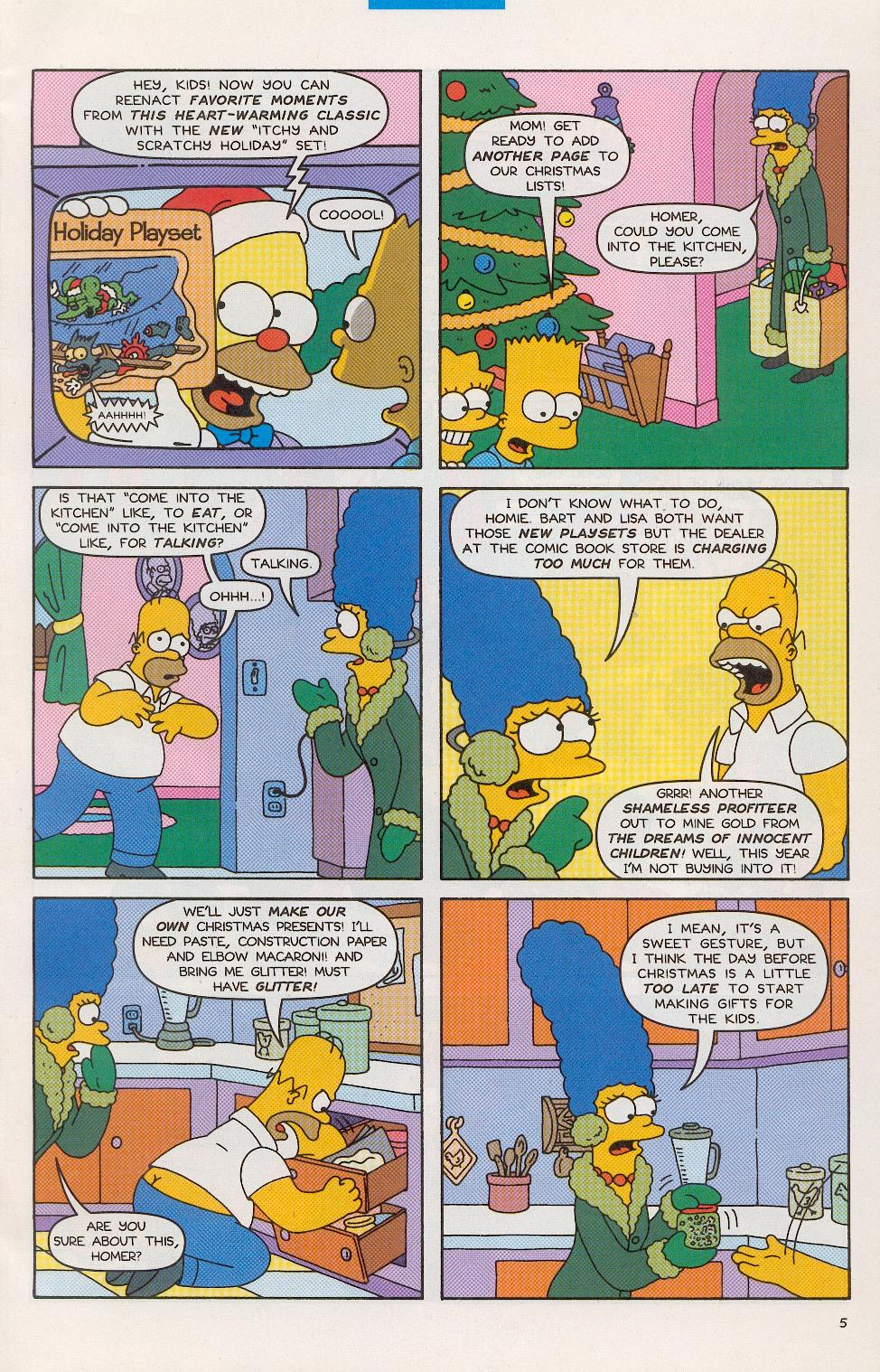 Read online Simpsons Comics comic -  Issue #52 - 6
