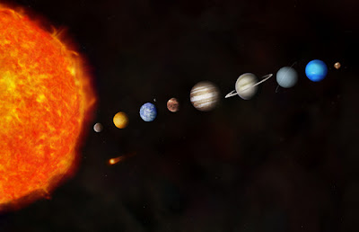 other solar systems in the universe - photo #20
