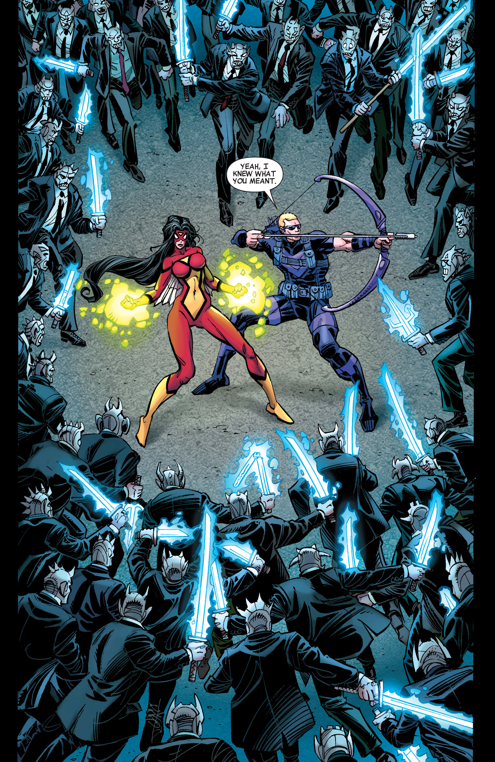 Read online Avengers (2010) comic -  Issue #30 - 16